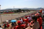 Tribune N, GP Barcelone<br />Circuit de Catalogne Montmelo